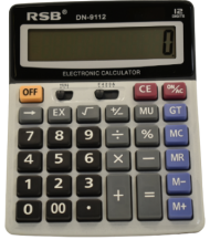 Calculator RSB 12 digit DN-9112